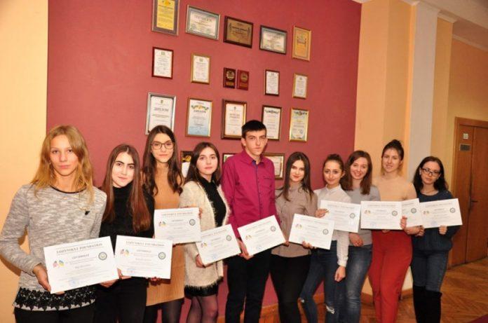 Кращі франківські студенти отримали фінансову підтримку