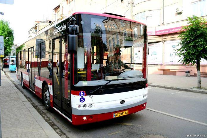 комунальні автобуси
