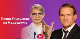 тимошенко, медведчук
