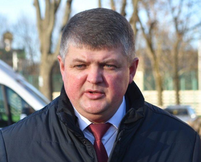 Віталій Федорів заявив, що готовий зайняти крісло голови Івано-Франківської ОДА
