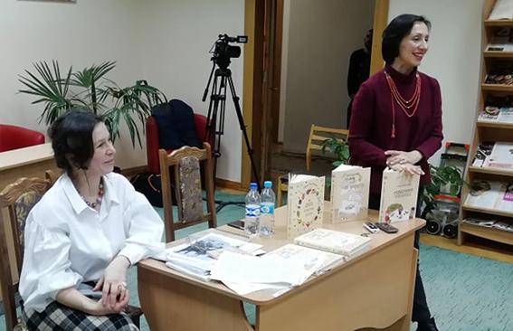 У Франківську презентували найдавніші україномовні кулінарні книги