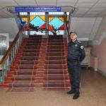 Ще один прикарпатський суд перейшов під охорону Служби судової охорони: фото