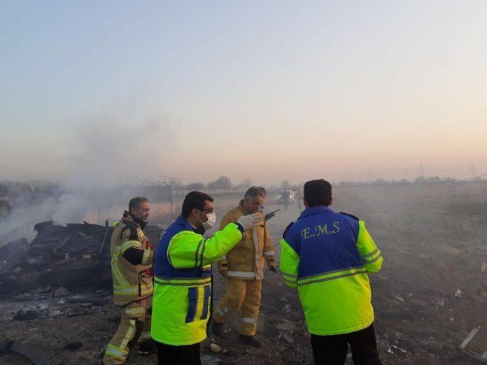 Сьогодні в Ірані розбився літак Міжнародних українських авіаліній - усі хто був на борту загинули