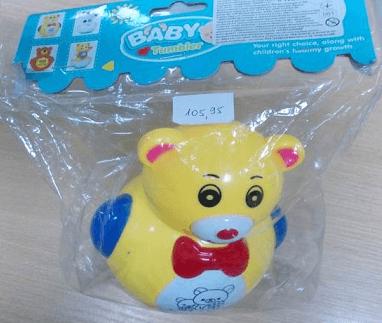 В Івано-Франківську виявили іграшку із у понад 100 разів перевищеним вмістом свинцю: фотофакт