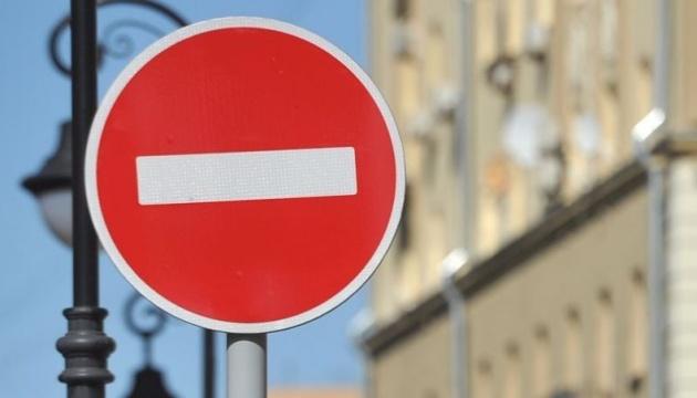 Завтра у Франківську перекриють одну з центральних вулиць міста
