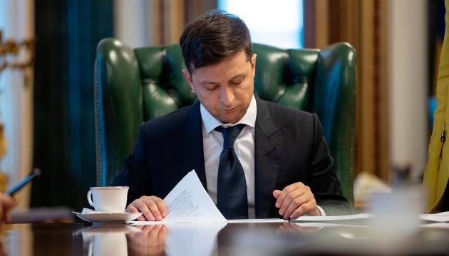 Зеленському передали заяву Гончарука про відставку - офіційно