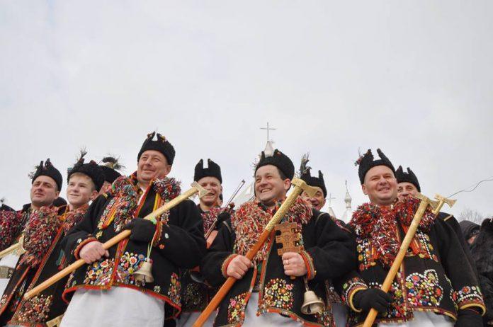 Гуцульська коляда увійшла до Національного переліку елементів нематеріальної культурної  спадщини