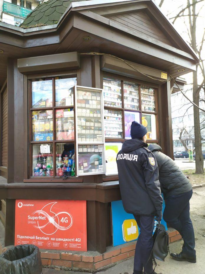 В одному з мафів Франківська продали цигарки неповнолітньому. Продавець вини не визнав