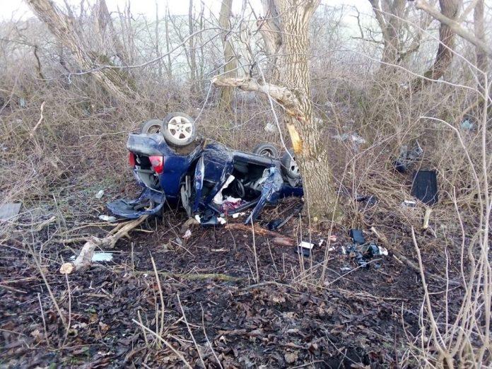 На Прикарпатті внаслідок ДТП загинуло 2 пасажирів