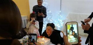 100-річна жінка