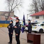 Франківським патрульним присвоєно спеціальні офіцерські звання: фото