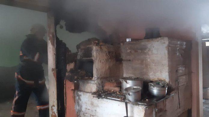 пожежа Прикарпаття