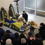 «Вона любила небо, - у Івано-Франківську прощаються із загиблою бортпровідницею