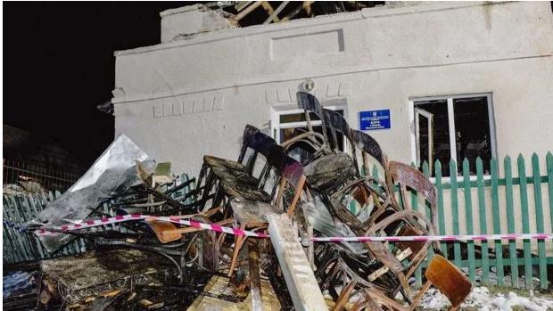 Я не впізнала свого сина: очевидці розповіли подробиці вибуху в клубі під Тернополем