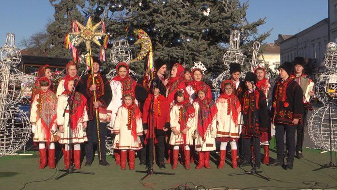 Різдвяне мистецьке дійство відбулося у Коломиї