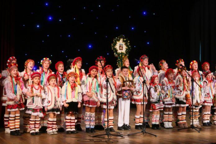 В Івано-Франківську відбулось обласне свято «Розколяда»