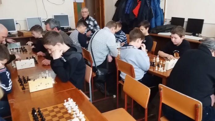У Коломиї змагалися шахісти
