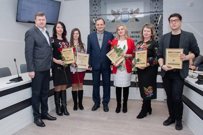 Кращим вчителям Івано-Франківська вручили подяки