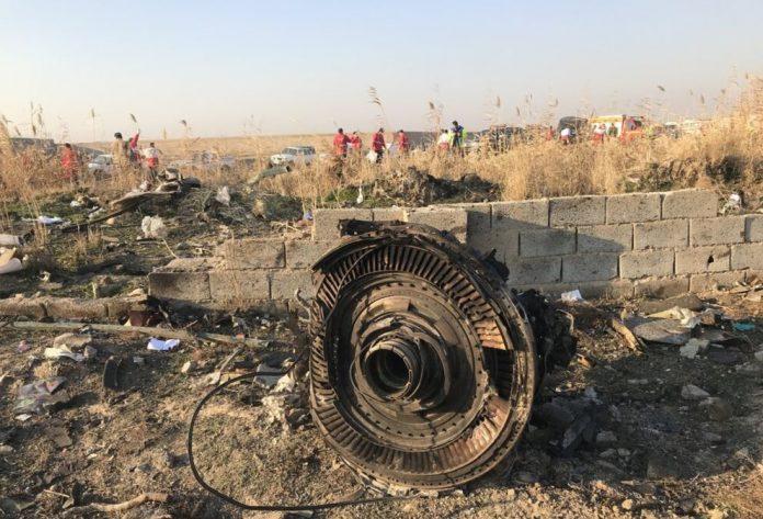 В Ірані заявили, що літак МАУ було збито двома ракетами