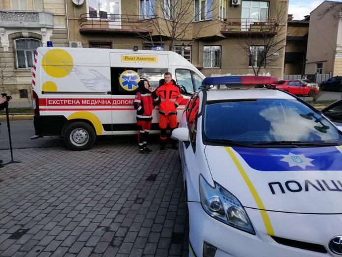 У Франківську з'ясовували чи пропускають місцеві водії швидку допомогу із увімкненим спецсигналом: фото