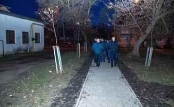 Міський голова перевірив як прибирається район Набережної
