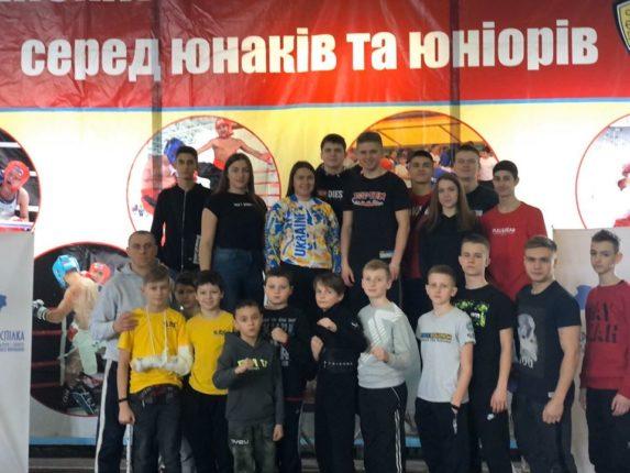 Кікбоксери з Франківська переможно виступили на чемпіонаті України