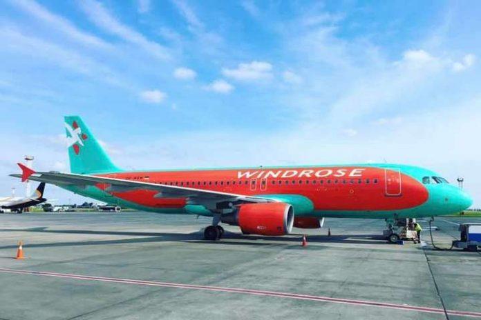 З кінця осені Windrose планує відновити дешеві авіаперельоти до Івано-Франківська