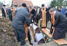 На Прикарпатті провели в останню путь священика УГКЦ