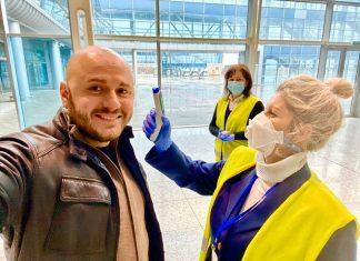 Задля убезпечення від коронавірусу, в аеропорту Івано-Франківська мірятимуть температуру прибуваючим пасажирам