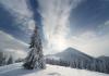 Карпати притрусило більш ніж метровим шаром снігу