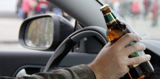 Минулої доби на Прикарпатті затримали 13 п'яних водіїв