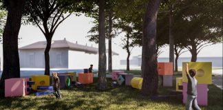 У Палаці Потоцьких планують створити сенсорний інклюзивний простір для дітей