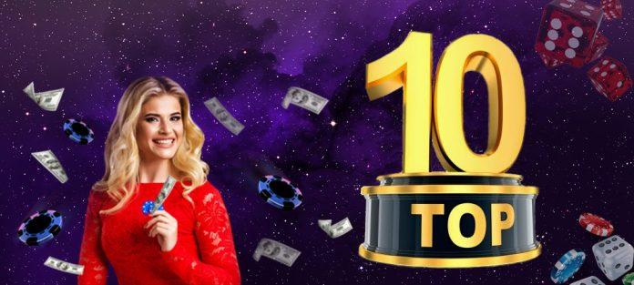 Казино онлайн Украина — рейтинг ТОП 10