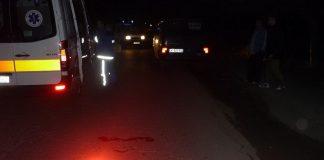 На Прикарпатті 19-річний водій збив пенсіонерку-порушницю