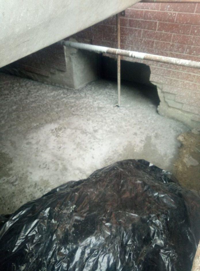 Узаконений підкоп під багатоповерхівку на Бельведерській виявився незаконним, – ДАБІ: фотофакт