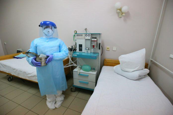 Медики Івано-Франківської інфекційної лікарні готові до спалаху коронавірусу