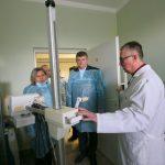 Медики Івано-Франківської інфекційної лікарні готові до спалаху коронавірусу: фото