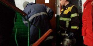 """На """"Пасічній"""", щоб дістатися до хворої жінки, знадобилась допомога рятувальників"""