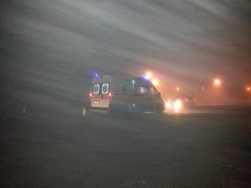 На Прикарпатті іномарка збила чоловіка. який переходив дорогу на пішохідному переході