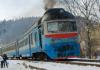 Через негоду на Прикарпатті ускладнено рух поїздів