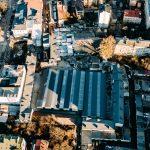 Як виглядає з'єднання франківських бульварів із висоти пташиного польоту: фоторепортаж