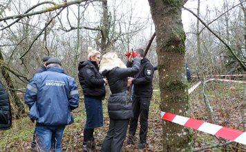 У лісі на Прикарпатті виявили труп людини