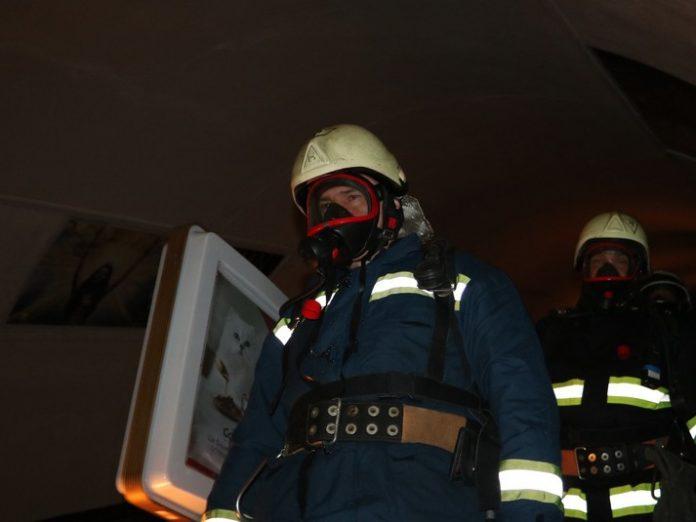 Через їдкий запах, підняли на ноги франківських рятувальників