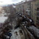 На Долинщині вирує негода: сильний вітер залишив без даху школу та багатоповерхівку