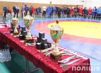 Прикарпатці позмагалися в чемпіонаті Нацполіції України з самбо: фото