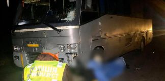 Поліцейські розшукують рідних прикарпатця, який загинув під колесами рейсового автобуса