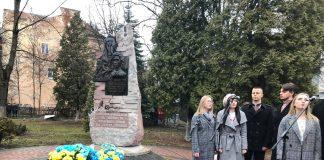 У Івано-Франківську вшанували пам'ять Небесної Сотні: фоторепортаж
