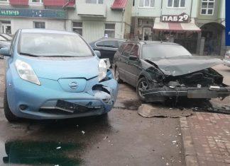 Франківця, який п'яний вчинив аварію та втік з місця події, притягнули до відповідальності