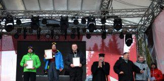 Лижні змагання зі слалом-гіганту серед духовенства влаштували у Буковелі: фото