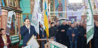 Марцінків їздив до Тисменичан, щоб переконати місцевих мешканців приєднатися до Івано-Франківської ОТГ